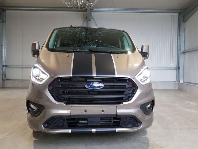 Ford Transit Custom - Kombi L1 Sport 2.0 TDCI 185 PS Automatik-Navi-Xenon-SHZ-DAB-ACC-8Sitze-Sofort