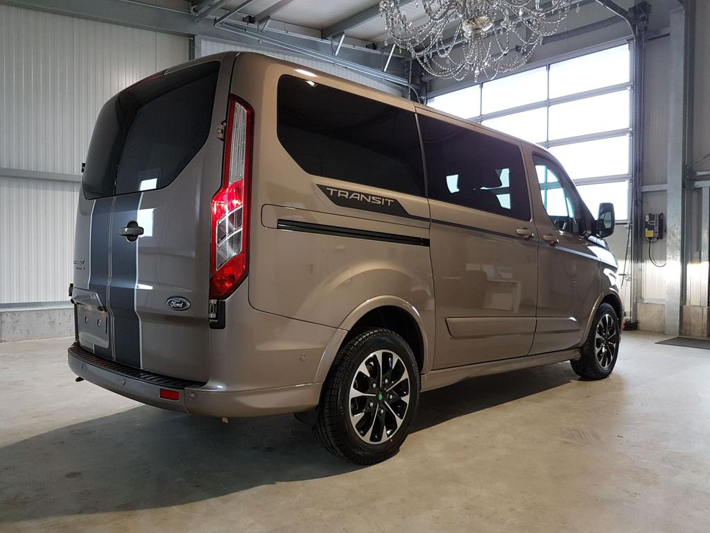 Ford / Transit Custom / Beige /  /  /