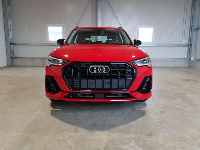 Audi Q3 - S-Line 35 TFSI 150 PS S-Tronic-4JahreGarantie-AndroidAuto-AppleCarPlay-VollLED-SHZ-el.Heckklappe-Sofort