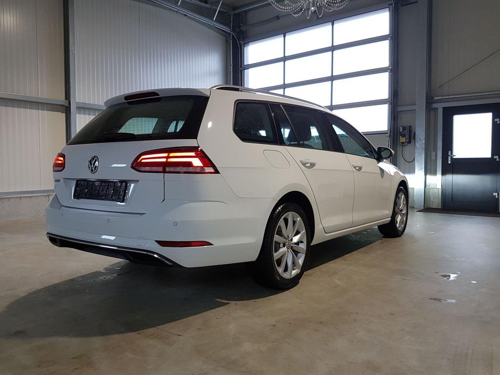 Volkswagen / Golf Variant / Weiß /  /  / 1.4 TSI 125 PS Maraton Edition-Garantie 5 Jahre-LED Scheinwerfer-Kamera-Climatronic-PDC Vu.H-Spiegel anklappbar-TOP Aktion sofort