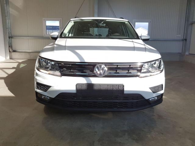 Volkswagen Tiguan - 1.5 TSI DSG 150 PS-AppConnect-SHZ-2xPDC-NSW-Climatronic-Spurhalte-Sofort