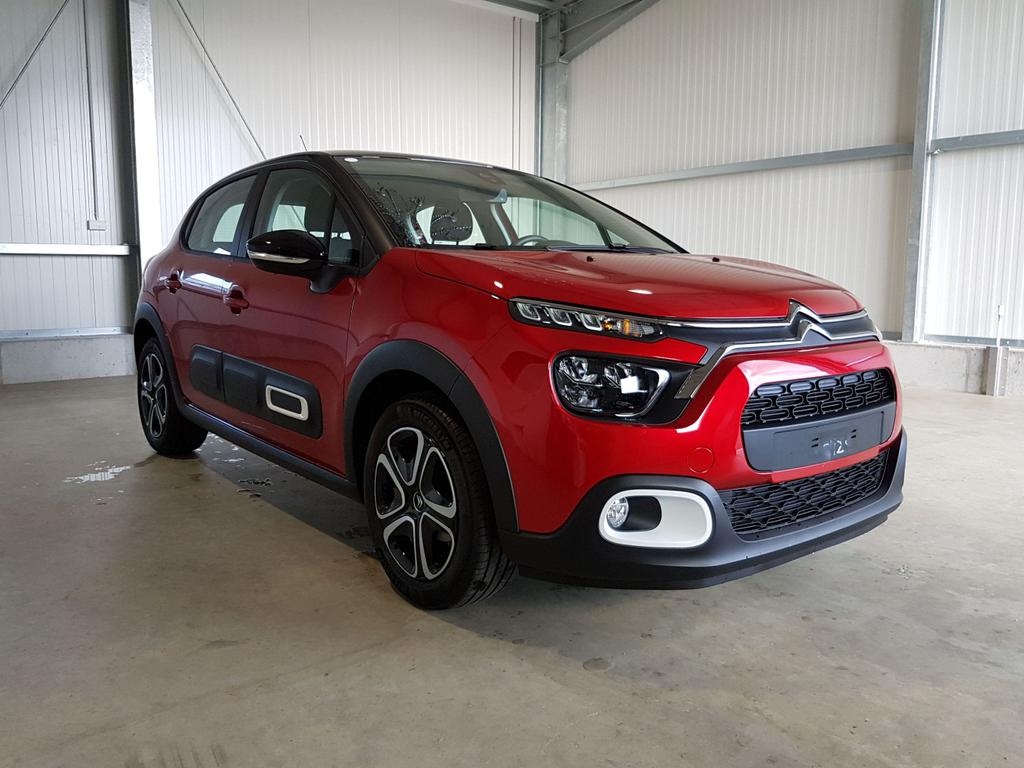 Citroën / C3 / Rot /  /  /