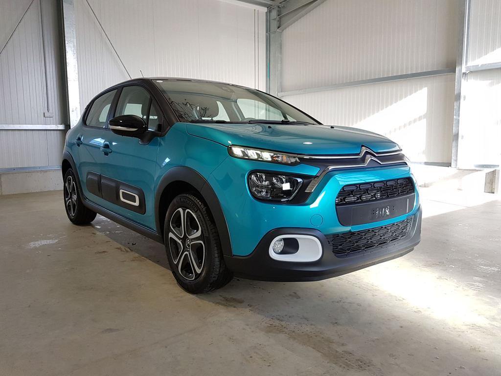 Citroën / C3 / Blau /  /  /