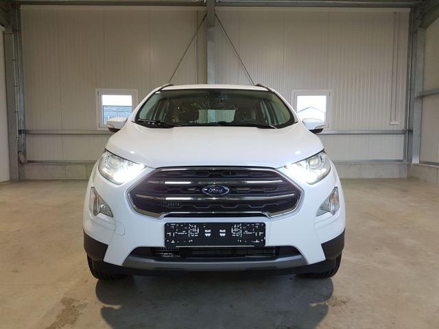 Vorlauffahrzeug Ford EcoSport - 1.0 Ecoboost Trendline-5 Jahre GarantieKlimaautomatik-PDC V H-Winterpaket-App Link-AKTION Sofort