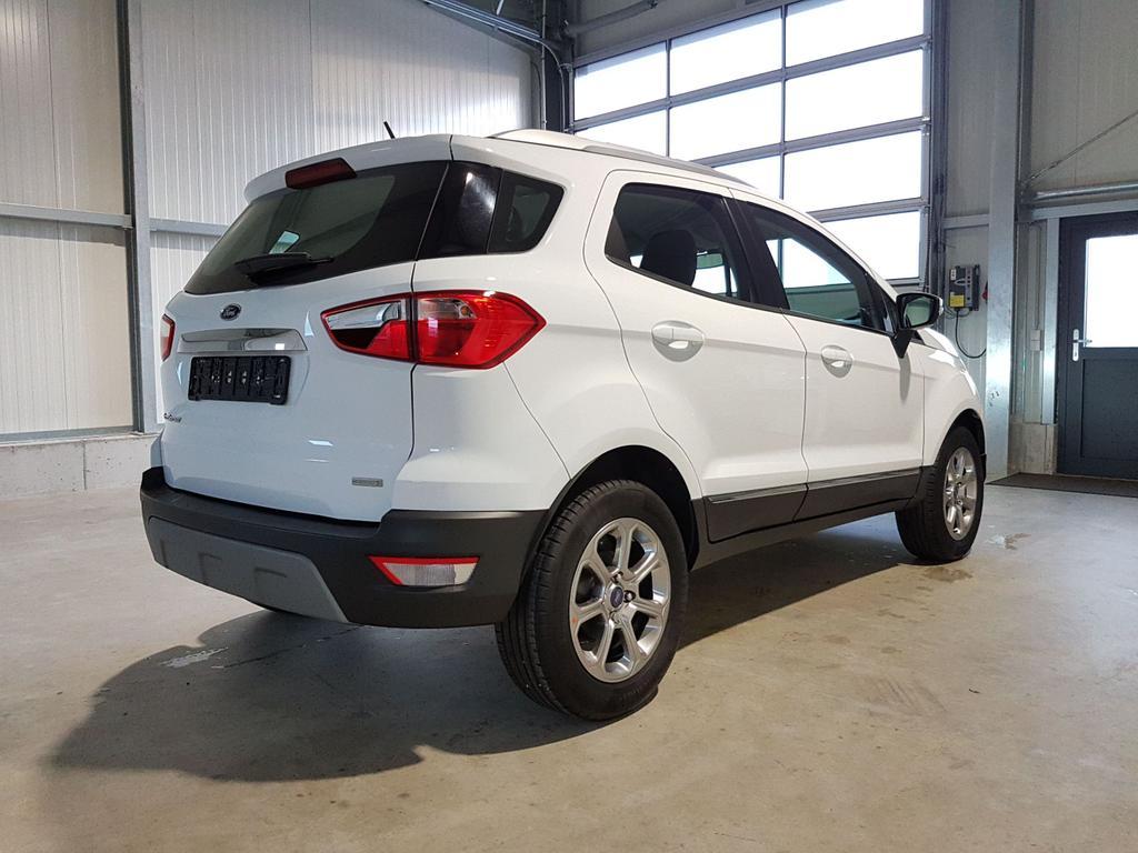 Ford / EcoSport / Weiß /  /  /