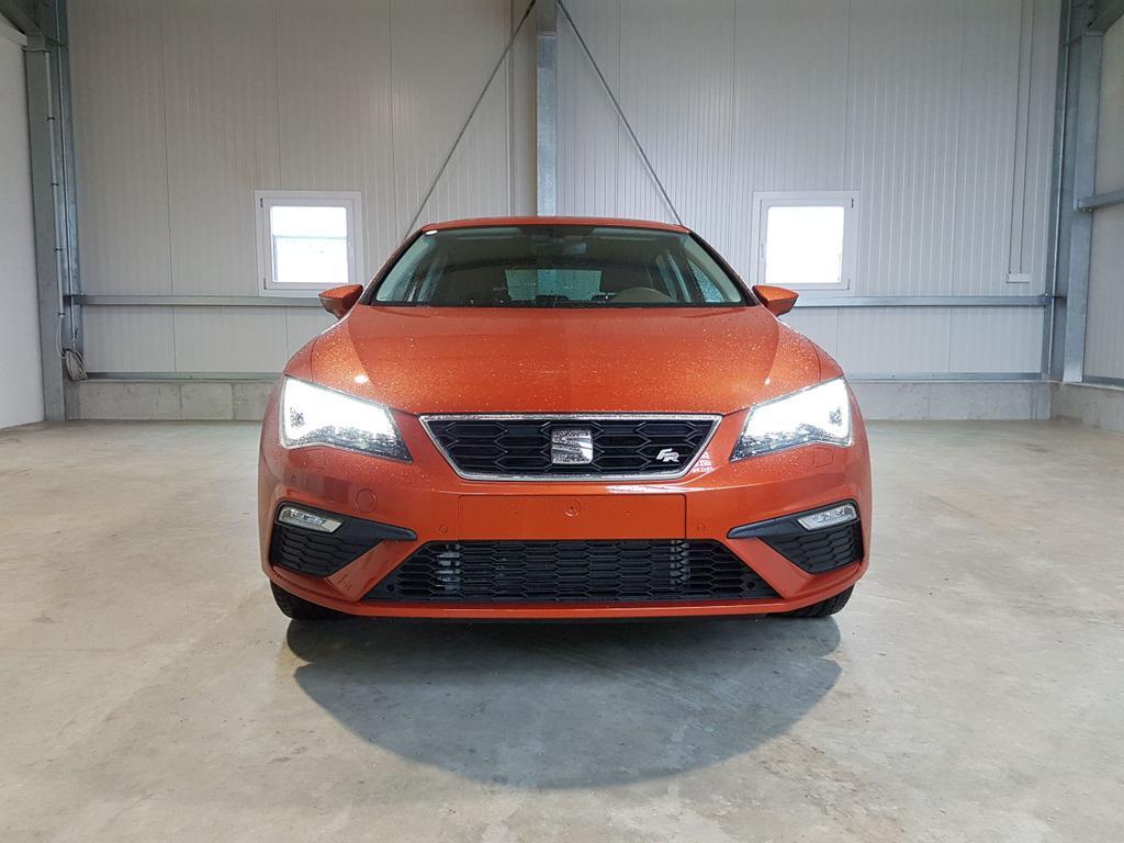 Seat / Leon / Orange /  /  /