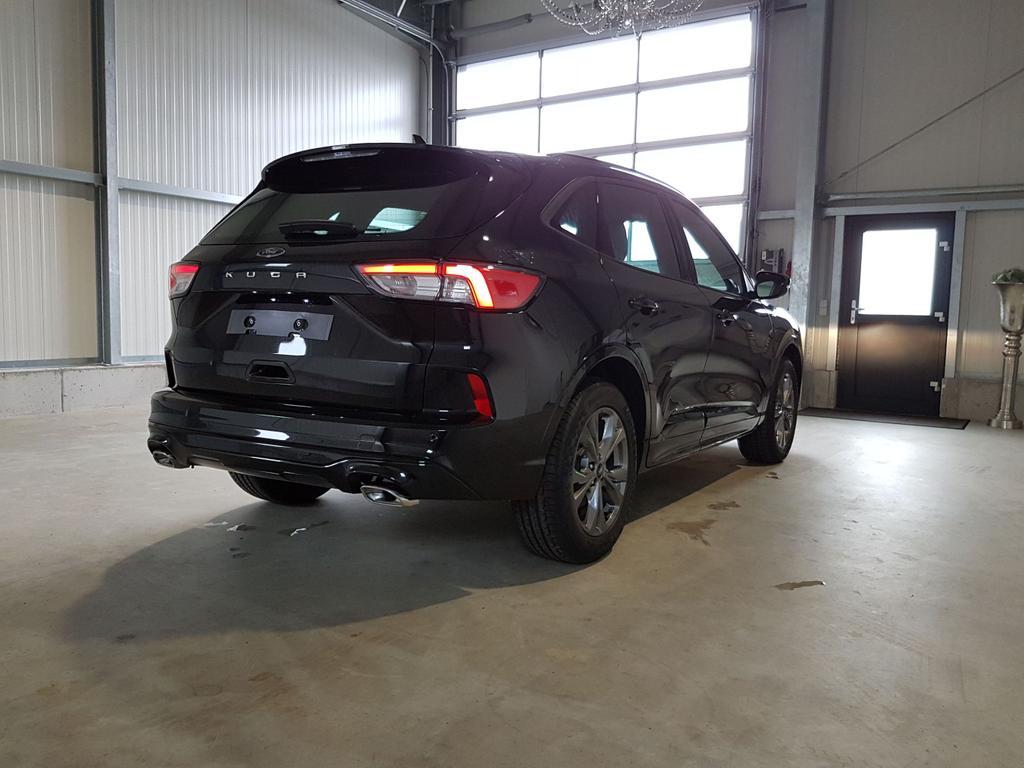 Ford / Kuga / Schwarz /  /  /