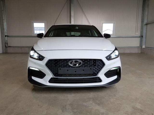 Hyundai i30 - Fastback N-Line Performance Pack 1.4 T-GDI 140 PS-Navi-LED-Rückfahrkamera-Tempomat-Spurhalte- Sofort