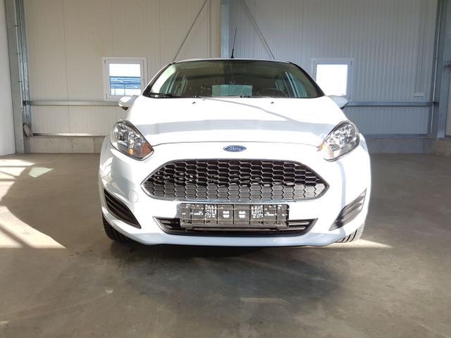 Gebrauchtfahrzeug Ford Fiesta - Trend 1.25 82 PS-SHZ-Bordcomputer-MuFu-RadioMp3-Sofort