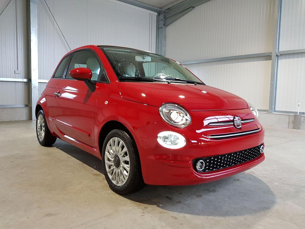 Fiat / 500 / Rot /  /  /