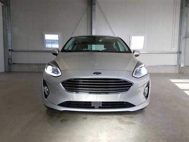 Ford Fiesta - Titanium 1.0 EcoBoost 95 PS-LED-ACC-SHZ-Kamera-16