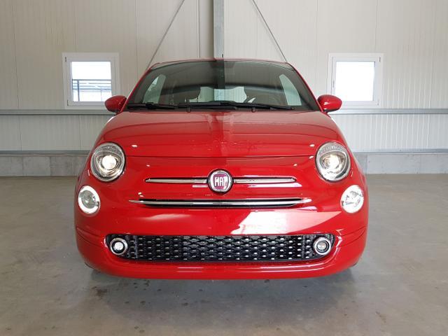 "Lagerfahrzeug Fiat 500 - Lounge 1.0 Hybrid 70PS-Tempomat-Licht-u. Regensensor-AndroidAuto-AppleCarPlay-15""Alu-Sofort"