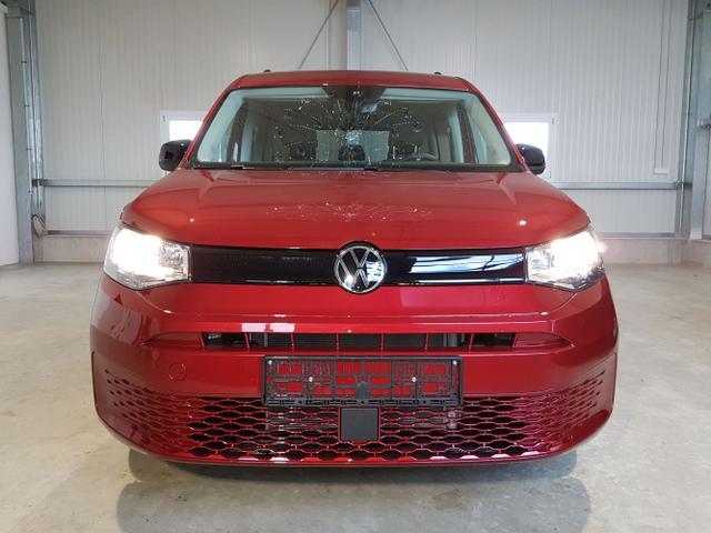 Volkswagen Caddy - neues Modell 2.0 TDI 122 PS DSG-AppConnect-SHZ-Kamera-PDC-Klima-Tempomat-DAB-Sofort