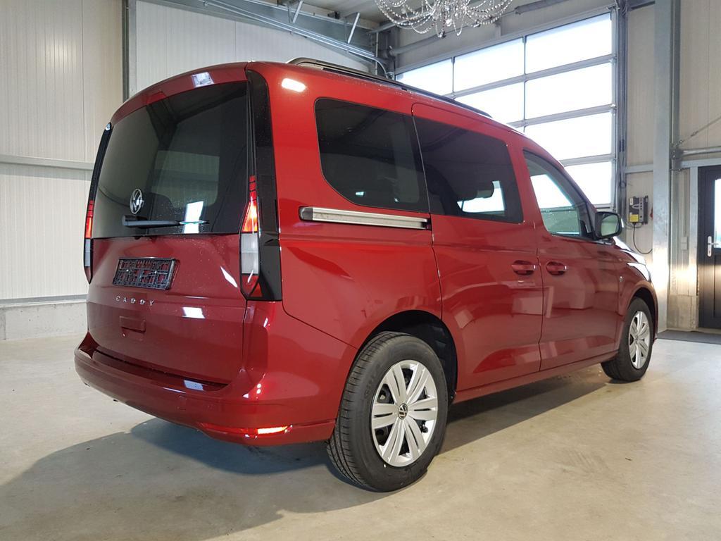 Volkswagen / Caddy / Rot /  /  /