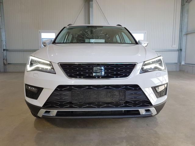"Lagerfahrzeug Seat Ateca - 1.5 TSI 150 PS-Rückfahrkamera-LED-SHZ-17""Alu-Tempomat-Sofort"