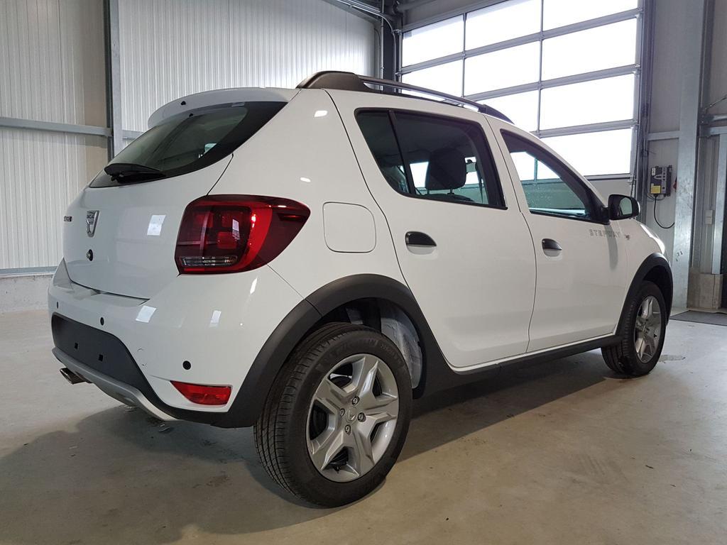 Dacia / Sandero / Weiß /  /  /