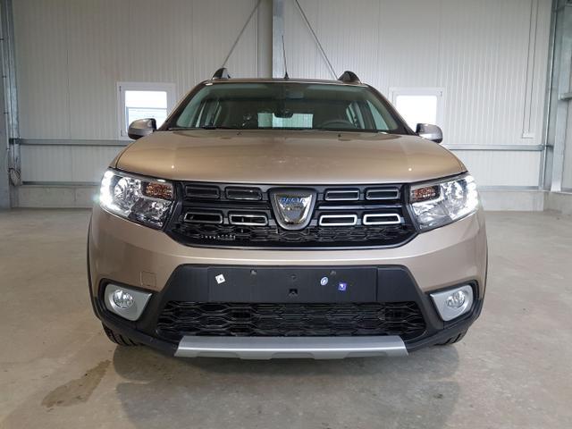 Dacia Sandero - Stepway 100 TCe ECO-G PS-Navi-Klima-Tempomat-AndoridAuto-AppleCarPlay-Sofort
