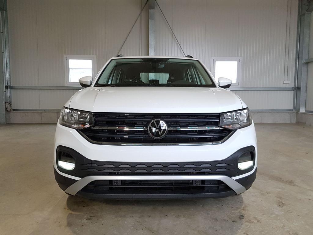 Volkswagen / T-Cross / Weiß /  /  /