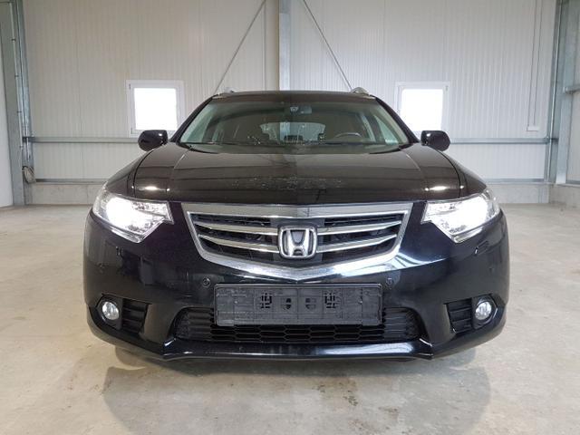 """Gebrauchtfahrzeug Honda Accord - Elegance 2.0 156 PS Automatik-Bluetooth-Xenon-17""""Alu-el.Heckklappe-SHZ-Tempomat-Sofort"""