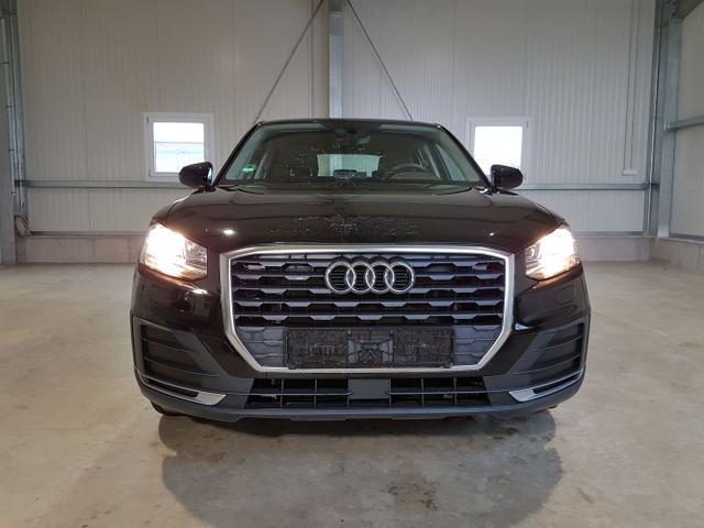 Lagerfahrzeug Audi Q2 - 1.0 TFSI 116 PS-Klimaanlage-4 Jahre Garantie-MMI-SHZG-Sofort