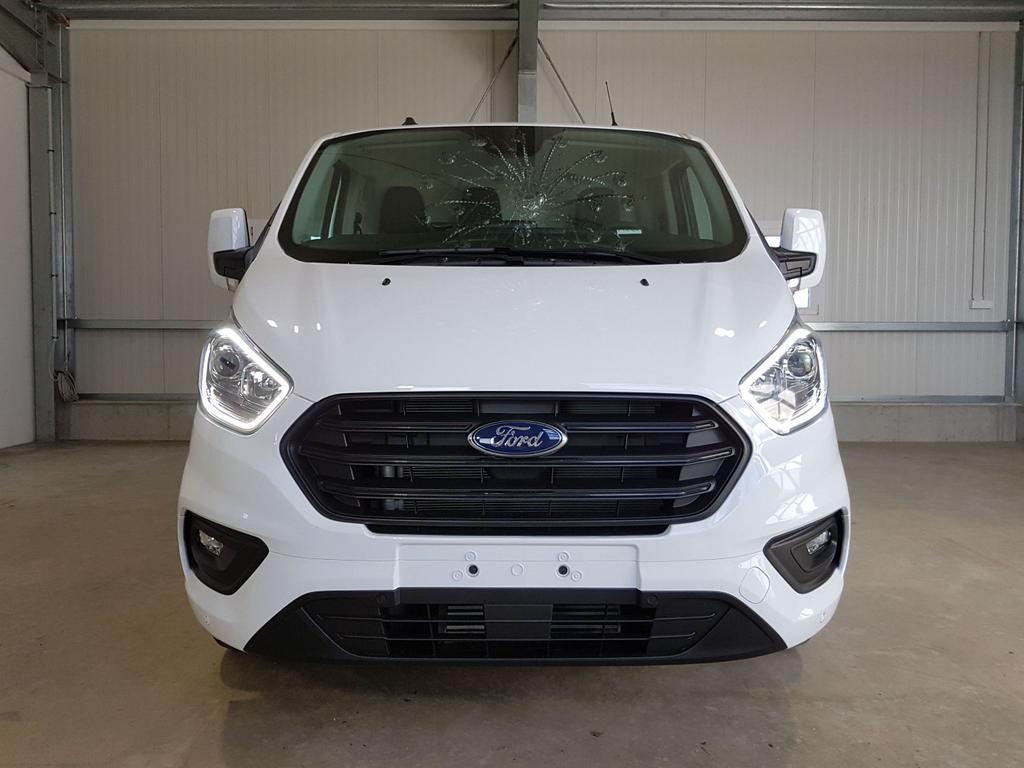 Ford / Transit Custom / Weiß /  /  /