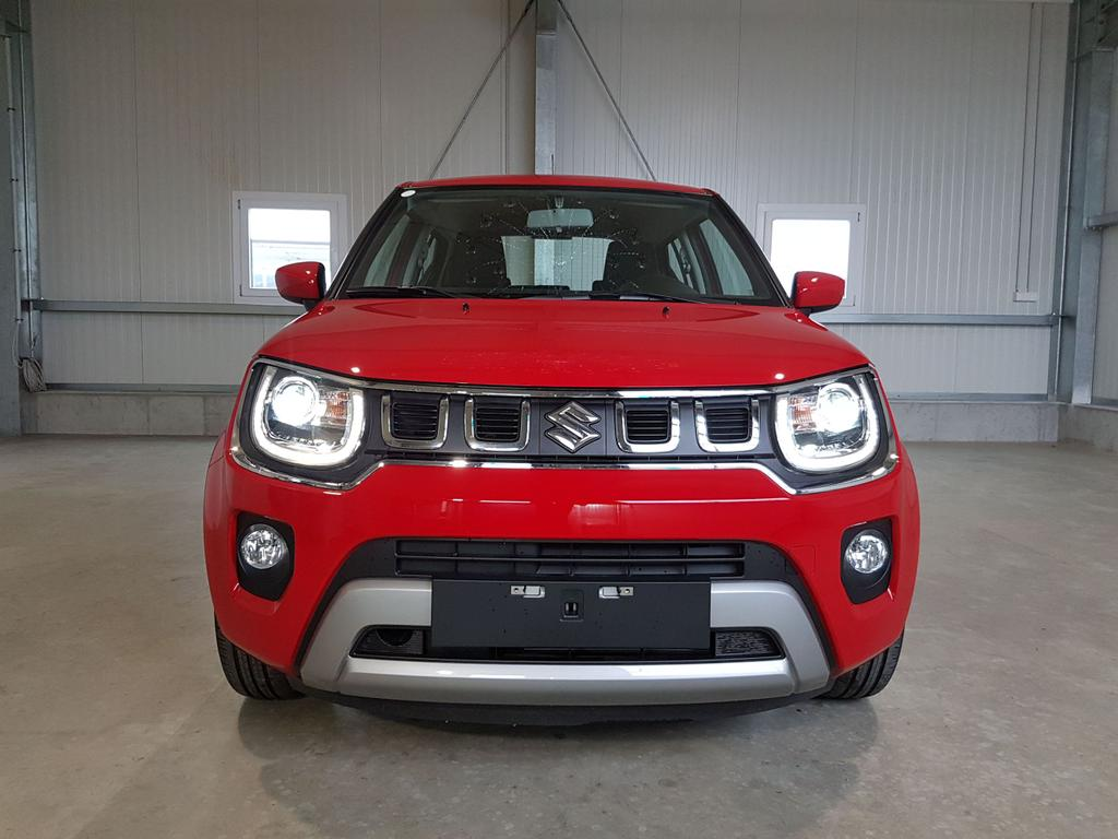 Suzuki / Ignis / Rot /  /  /