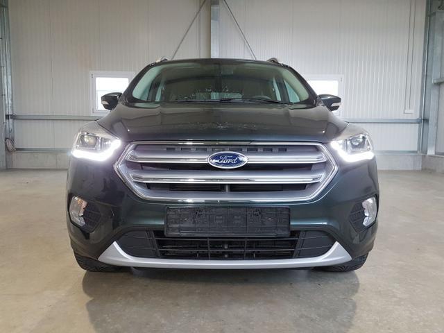 Gebrauchtfahrzeug Ford Kuga - 1.5 EcoBoost 120 PS-Navi-SHZ-Tempomat-AndroidAuto-AppleCarPlay-PDC-Sofort