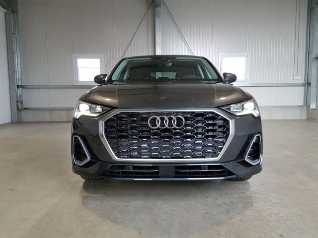 "Lagerfahrzeug Audi Q3 - S-Line 35 TFSI 150 PS-NaviMMIPlus-VollLED-Kamera-18""Alu-virtualCockpit-el.Heckklappe-SHZ-Sofort"