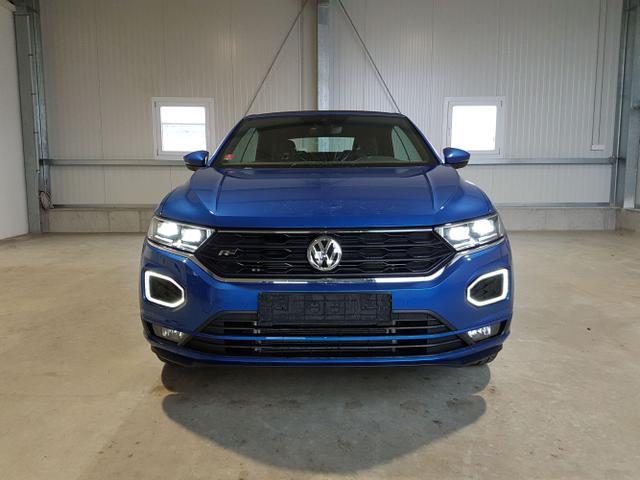 Volkswagen T-Roc Cabriolet - R-Line 1.5 TSI 150 PS DSG-4JahreGarantie-Navi-SHZ-ACC-Kamera-beats-LED-Sofort
