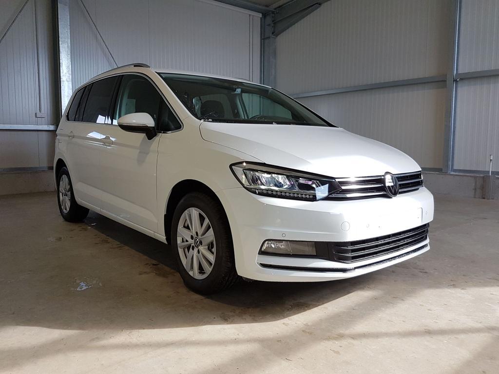 Volkswagen / Touran / Weiß /  /  /