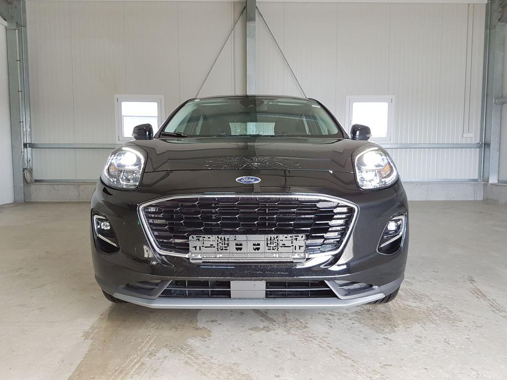 Ford / Puma / Schwarz /  /  /