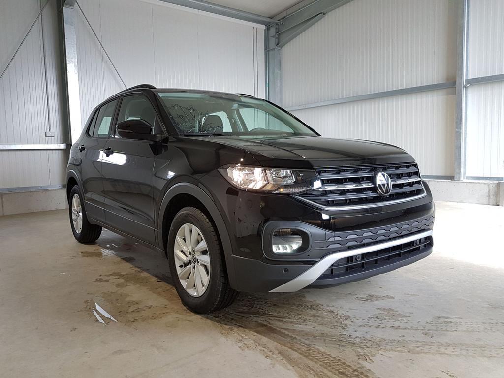 Volkswagen / T-Cross / Schwarz /  /  /