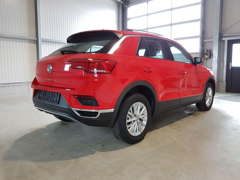 Volkswagen / T-Roc / Rot /  /  /