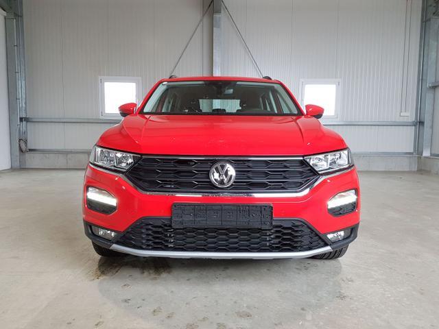 Volkswagen T-Roc - 1.5 TSI 150 PS Comfortline-Front Assistent-PDC Vu.H-Climatronic-MFL-SHZG-Bluetooth-Sofort