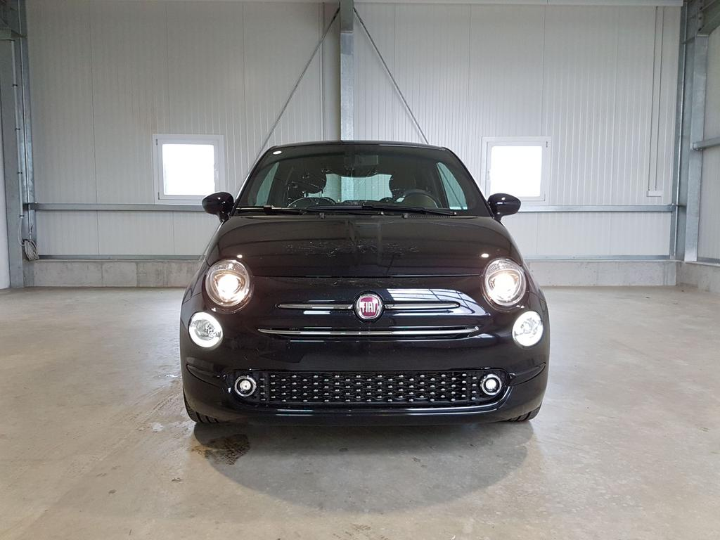 Fiat / 500 / Schwarz /  /  /