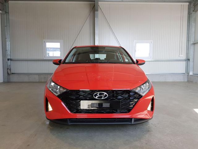 Hyundai i20 - neues Modell Fresh Plus 1.0 T-GDI 100 PS DCT-SHZ-PDC-DAB-Notbremsassistent-Verkehrszeichenerkennung-Sofort