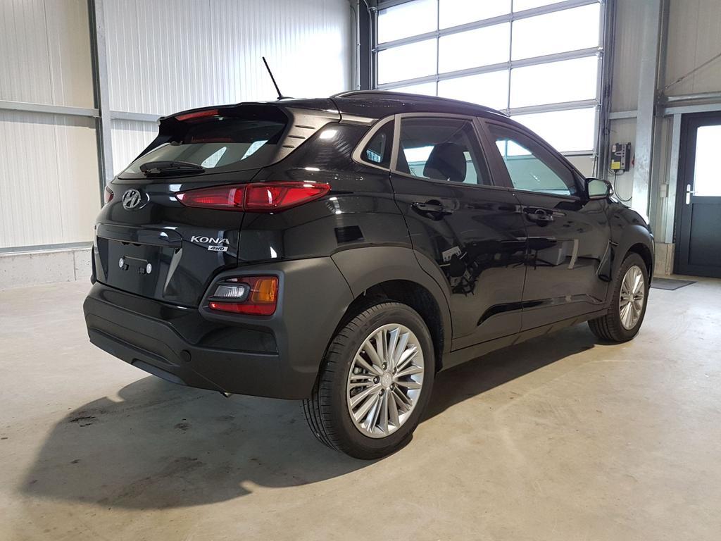 Hyundai / Kona / Schwarz /  /  /