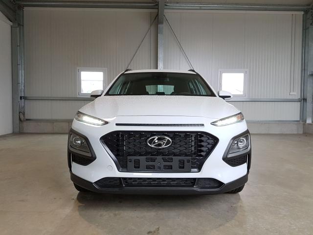 Hyundai Kona - Comfort Limited 1.6 T-GDI 177 PS 4WD DCT-VollLED-SHZ-Kamera-AndroidAuto-AppleCarPlay-Sofort
