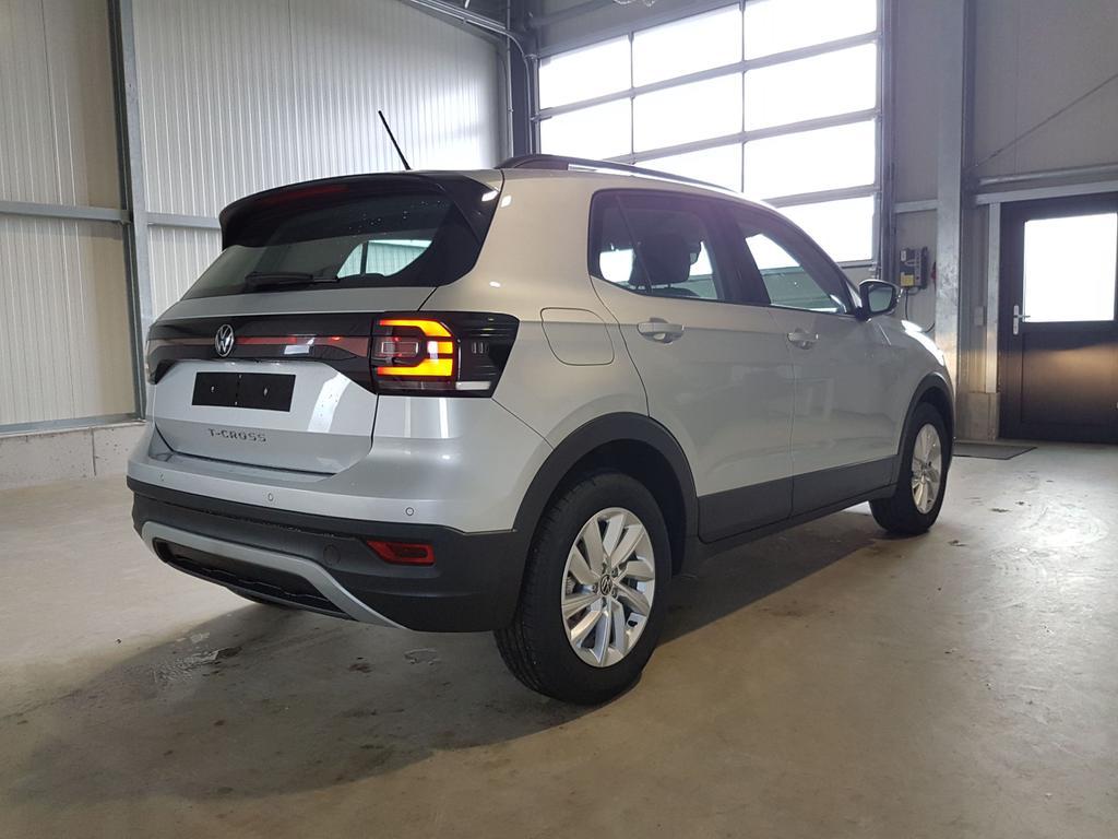 Volkswagen / T-Cross / Silber /  /  /