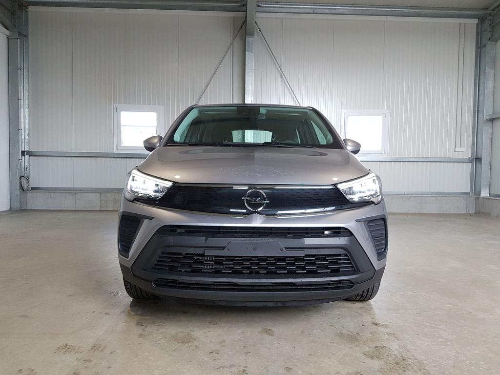 Opel / Crossland X / Grau /  /  /