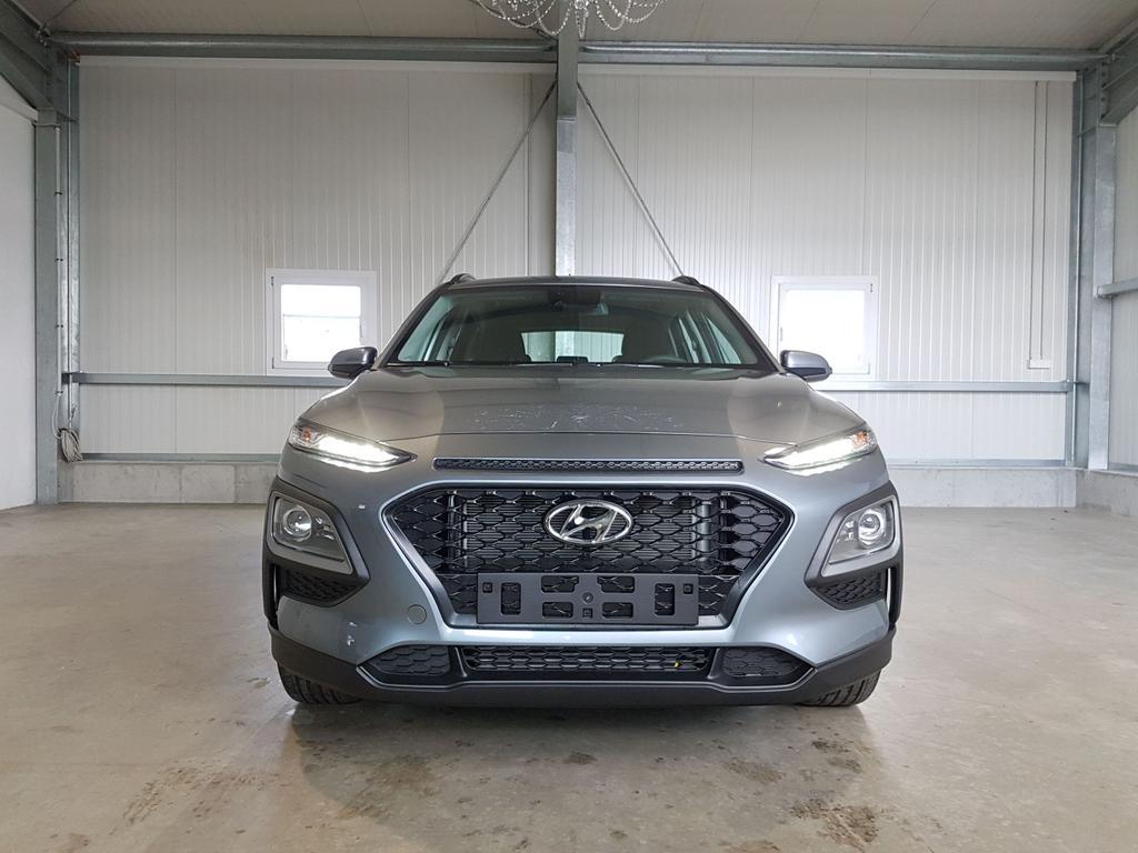 Hyundai / Kona / Grau /  /  /