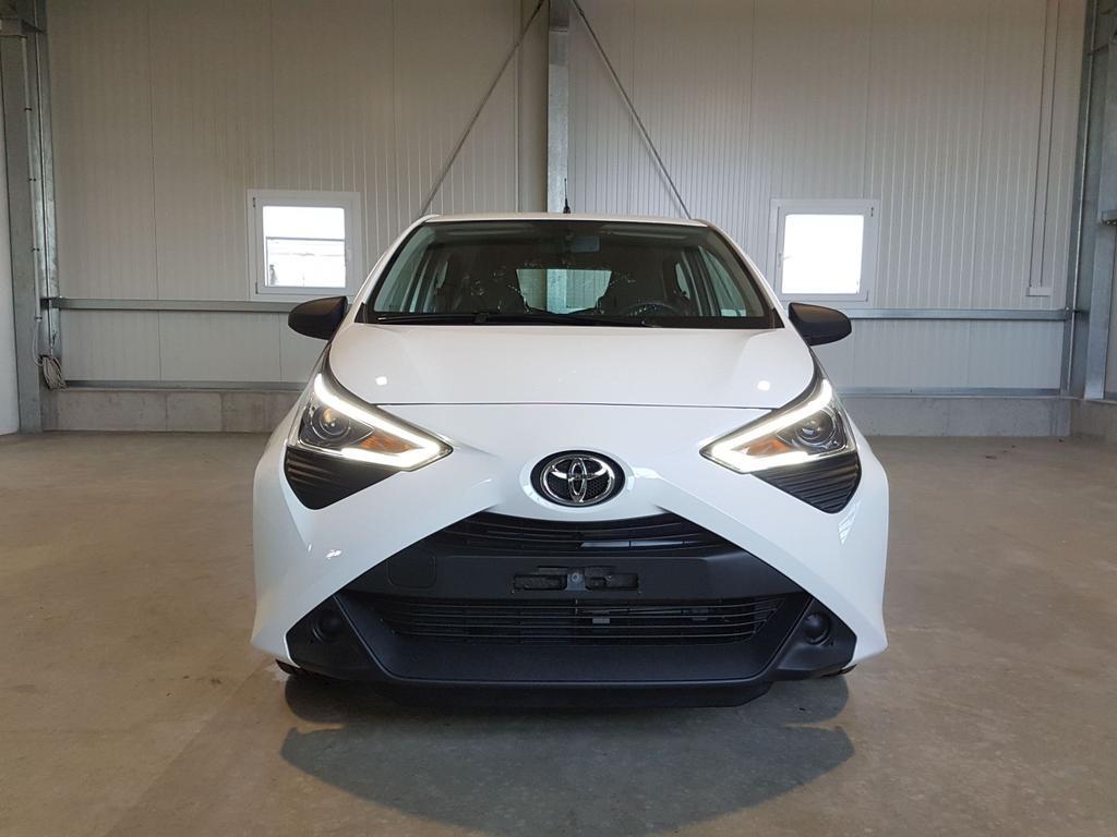 Toyota / Aygo / Weiß /  /  /