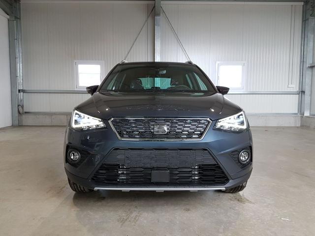 Seat Arona - Xcellence 1.0 TSI 110 PS-5JahreGarantie-FullLink-SHZ-Klimaauto-VollLED-PDC-Tempomat-DAB-Sofort