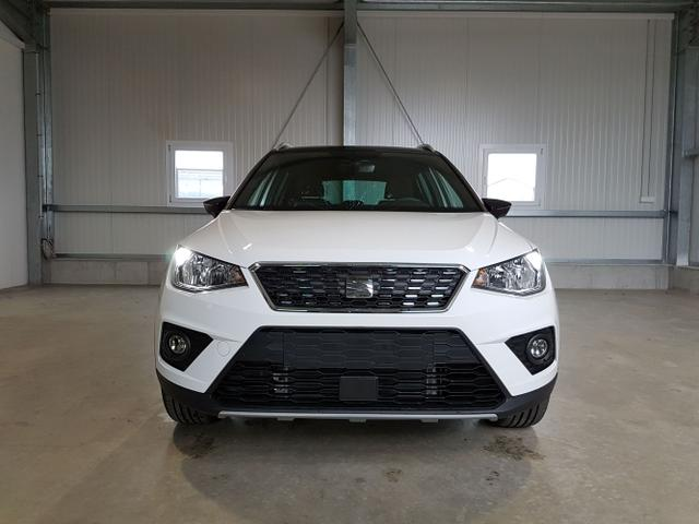 Lagerfahrzeug Seat Arona - Xcellence 1.0 TSI 95 PS-5JahreGarantie-FullLink-SHZ-Klimaauto-PDC-Tempomat-DAB-Sofort