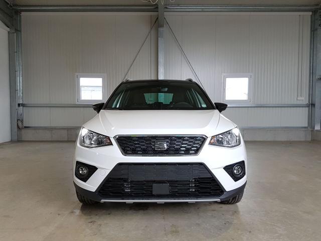 Seat Arona - Xcellence 1.0 TSI 95 PS-5JahreGarantie-FullLink-Klimaauto-PDC-Tempomat-DAB-Sofort Lagerfahrzeug