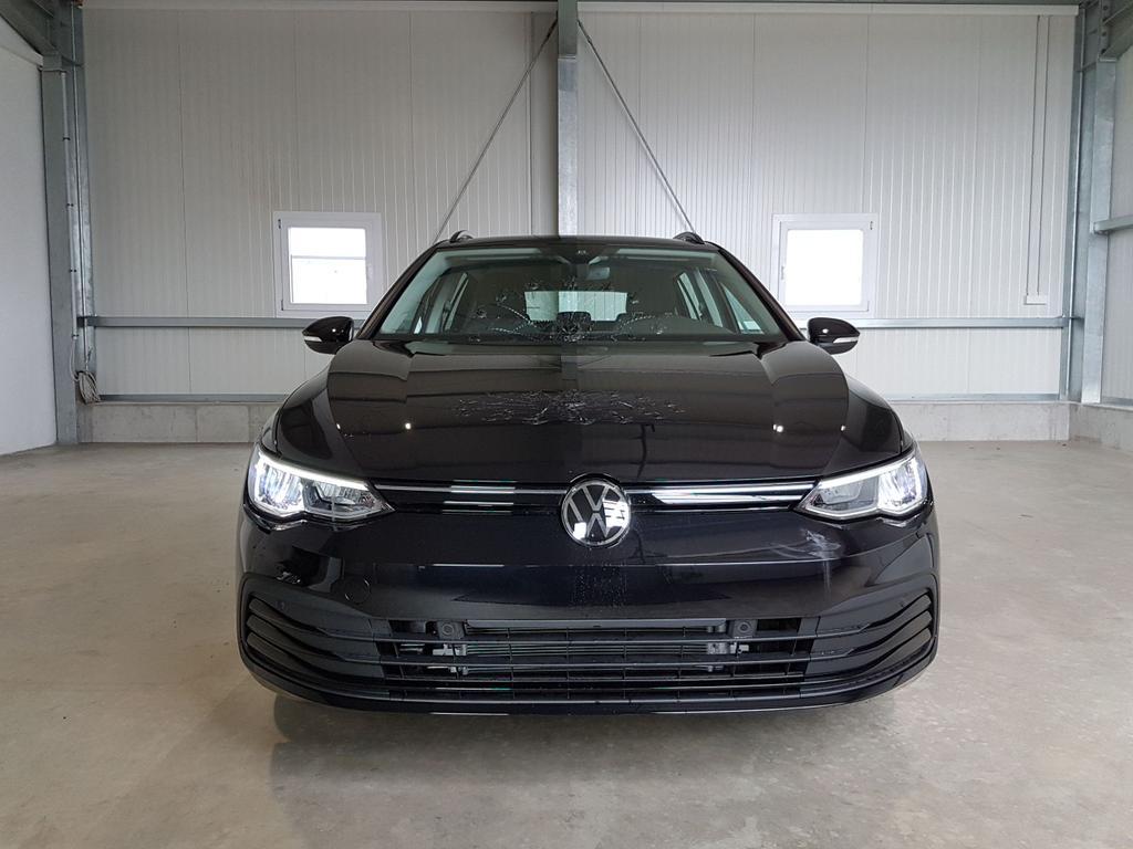 Volkswagen / Golf Variant / Schwarz /  /  /