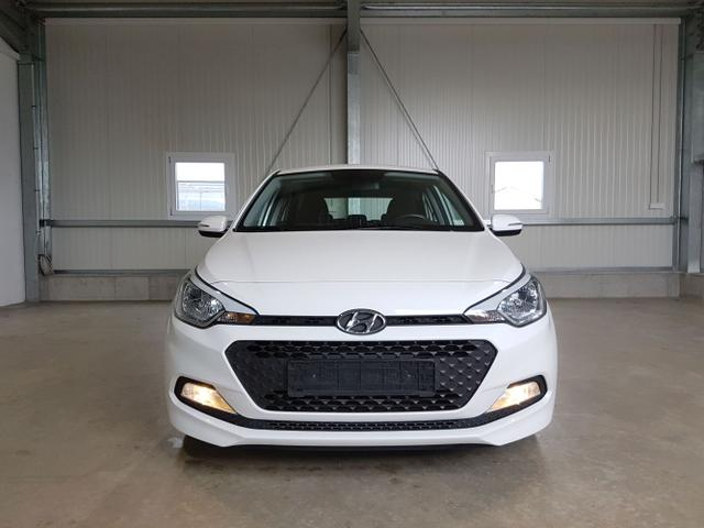 Gebrauchtfahrzeug Hyundai i20 - 1.2 75 PS-Klima-SHZ-Lenkradheizung-RadioMp3-Bordcomp-MuFu-Sofort