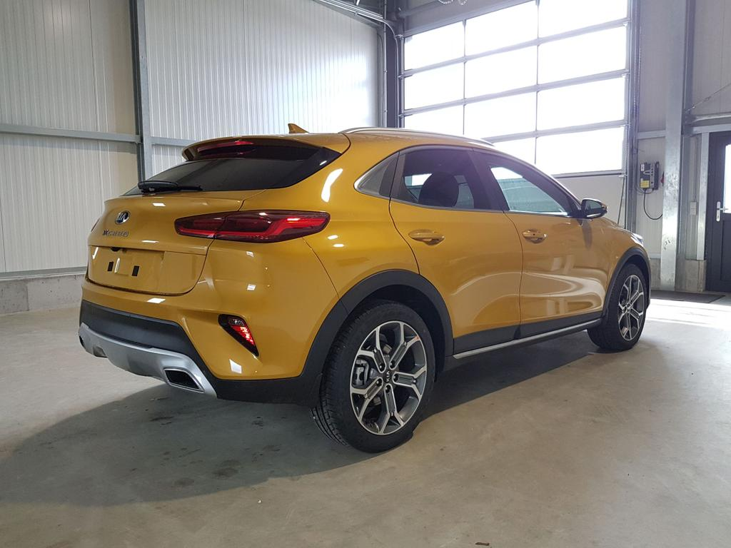 Kia / XCeed / Gold /  /  /
