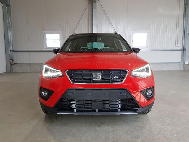 "Lagerfahrzeug Seat Arona - FR 1.0 TSI 110 PS-FullLink-Kamera-2xPDC-Tempomat-DAB-SHZ-VollLED-18""Alu-Sofort"