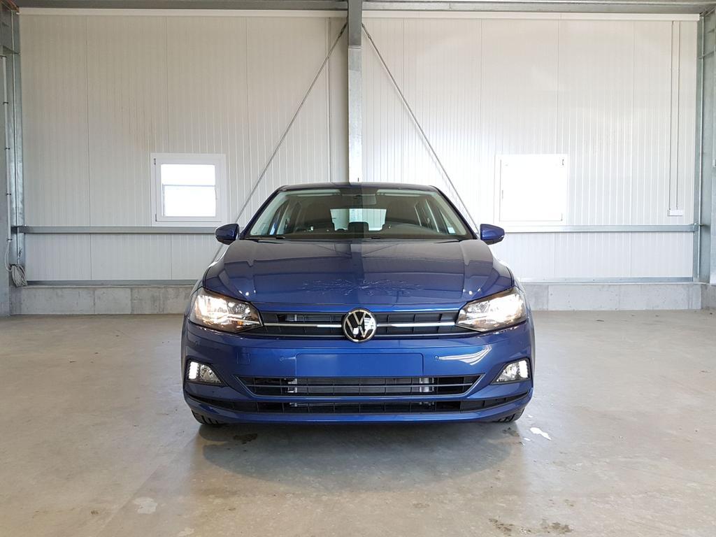 Volkswagen / POLO / Blau /  /  /